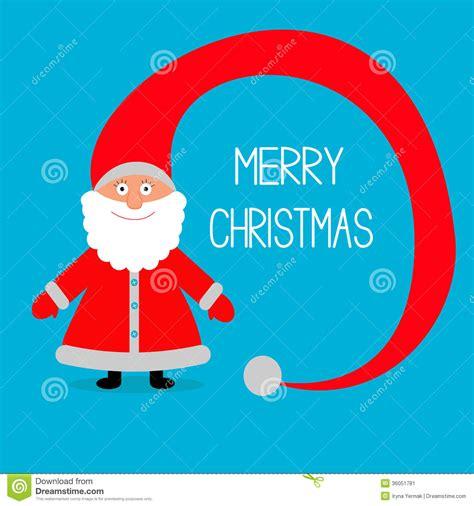 imagenes santa claus chistoso santa claus sombrero grande tarjeta de la feliz navidad