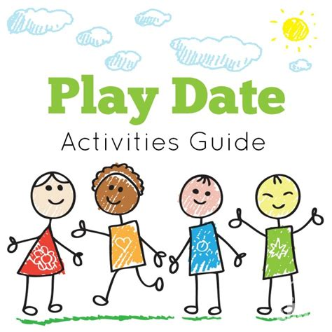 play date the ultimate play date activities guide crafty at home