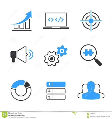 graph and diagram icon set stock vector illustration of seo simple vector icon set stock vector illustration of
