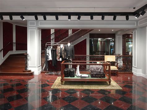 home design stores london dolce gabbana men s store london 187 retail design blog