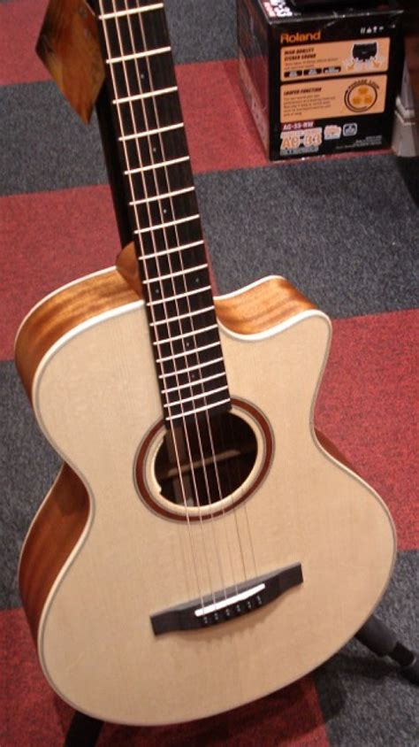 lakewood a 14 cp electric acoustic guitar wizard guitars