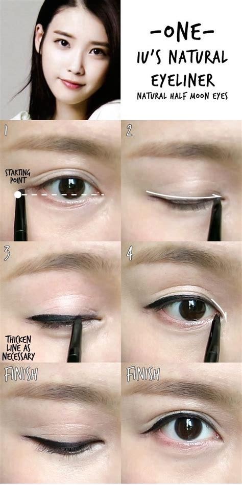 review tutorial makeup korea 15 k pop inspired korean style eyeliner 27 epic