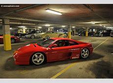 1994 Ferrari 348 GT Michelotto Competizione Pictures ... F1 Driver Numbers