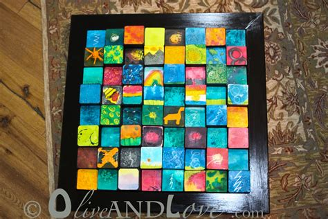 3d craft projects 3d wooden blocks children s auction project