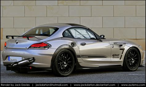 Handmade Cars Uk - bmw z4 custom coupe pictures to pin on pinsdaddy