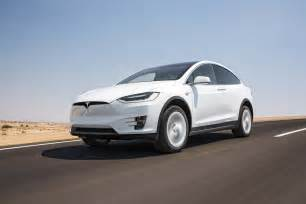 Teslas Model X 2016 Tesla Model X 75d Test Review Motor Trend