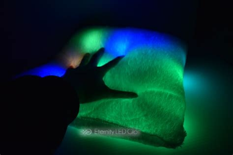 light up pillow led light up pillow eternity led