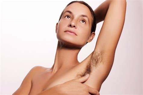 heavy hair on vigina ladies please shave your pits verastic