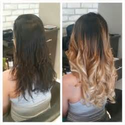 fusion hair extensions before and after 1000 ideas about fusion hair extensions on pinterest