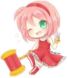 Amy rose by astariku on deviantart