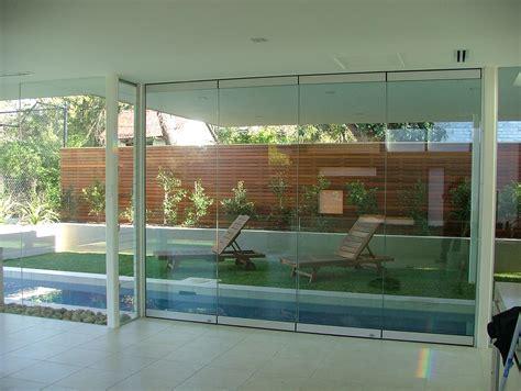 Frameless Folding Glass Doors Frameless Bifold Doors Precision Glass Glazing Across Sydney