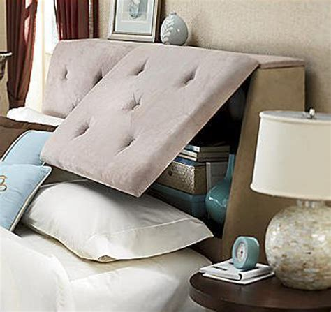 headboard storage ideas headboard bedroom storage ideas