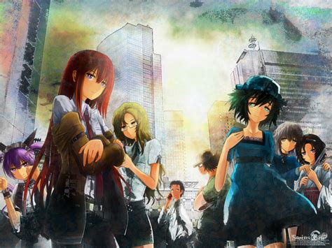 steins gate steins gate wallpapers the pictures