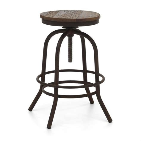 Peaks Bar Stool by Zuo Era 24 Quot 31 Quot Peaks Counter Stool In 98184