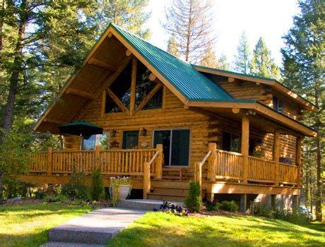 Amish Meadow Lark Cottages Tiny Log Cabins For Sale Montana Log Cabins Amish