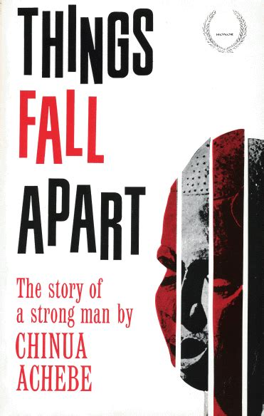 the one apart a novel books the book review things fall apart by chinua achebe