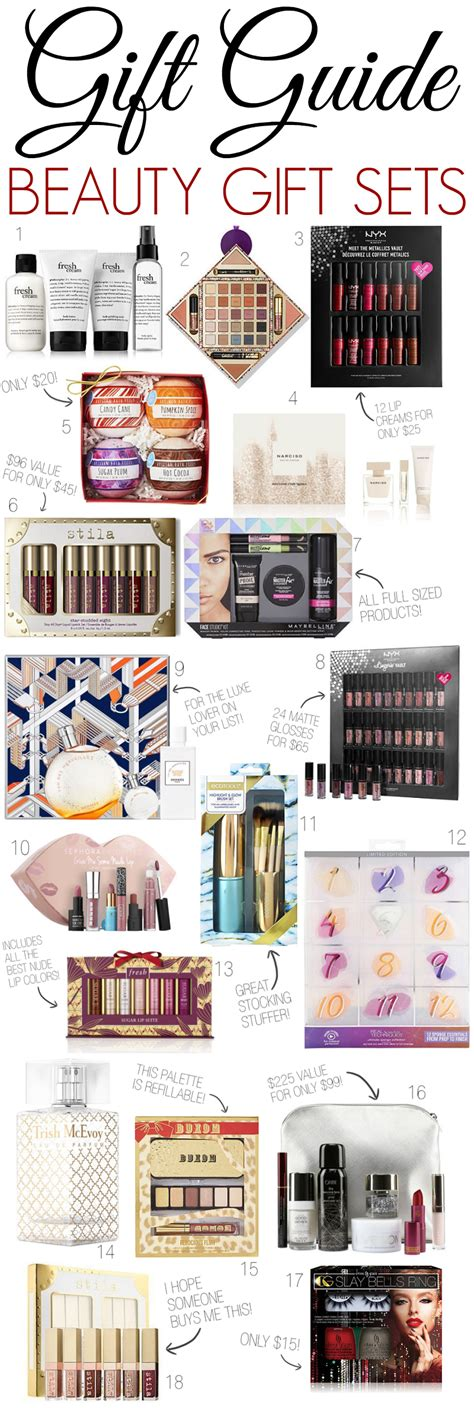 My Gifts This Holidaybeauty Related by Gift Guide The Best Gift Sets Living