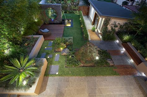 Garden Design by Modern Landscape Design Ideas From Rollingstone Landscapes