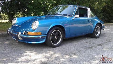 Porsche 911 S 1972 by 1972 Porsche 911 S Targa