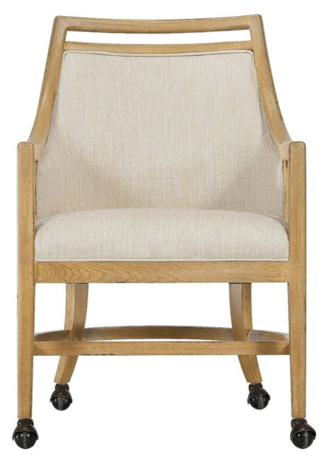 Dining Chairs With Wheels Dining Chair With Casters D D