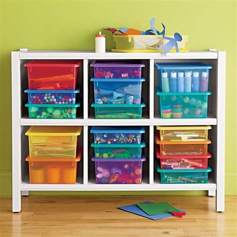 playroom storage containers the land of nod kids storage containers kids colorful
