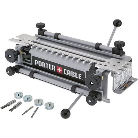 porter cable dovetail template jig dovetail jig with mini template kit grizzly