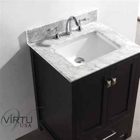 bathroom vanities made in usa 24 quot caroline avenue single sink bathroom vanity by virtu