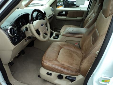 ford expedition king ranch front seat photo  gtcarlotcom