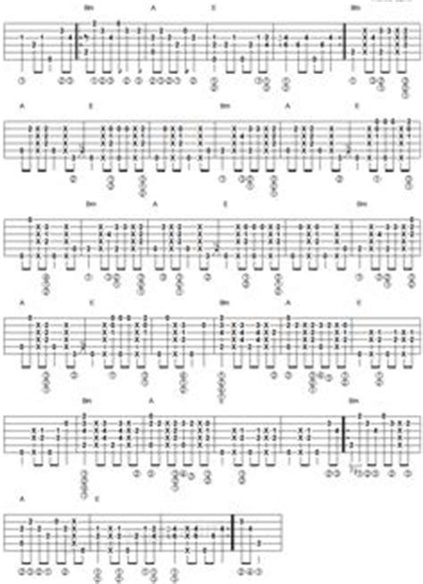 nothing else matters fingerstyle tab nothing else matters fingerstyle guitar tablature