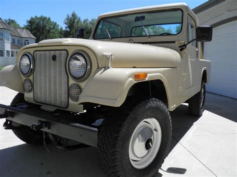 vintage jeep scrambler 1981 jeep scrambler vintage cj 8 for sale