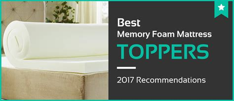 Memory Foam Vs Pillow Top Mattress Topper 1 best memory foam mattress toppers nov 2017 reviews