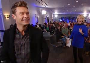seacrest spends time at home and work
