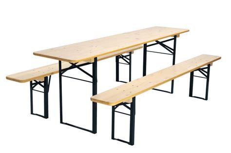 garden table and bench set folding german made ebay