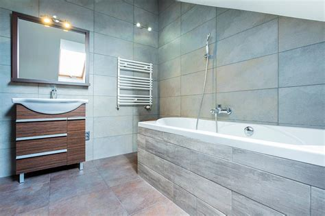 bathroom big tiles how to make a small bathroom look bigger steam shower inc