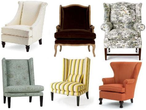 different types of armchairs wingback chair guide design sponge