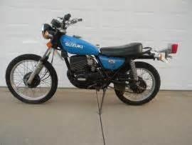 Suzuki 400 Enduro Quote To Ship A 1977 Suzuki Ts 400 Enduro To