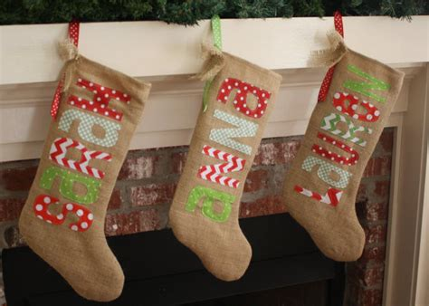 christmas stocking ideas 75 christmas stockings decorating ideas shelterness