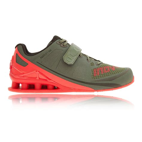 weightlifting sneakers inov8 fastlift 325 weightlifting shoes ss17 40