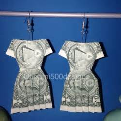 Origami Dollar Bill Dress - 17 images about money dollar origami on