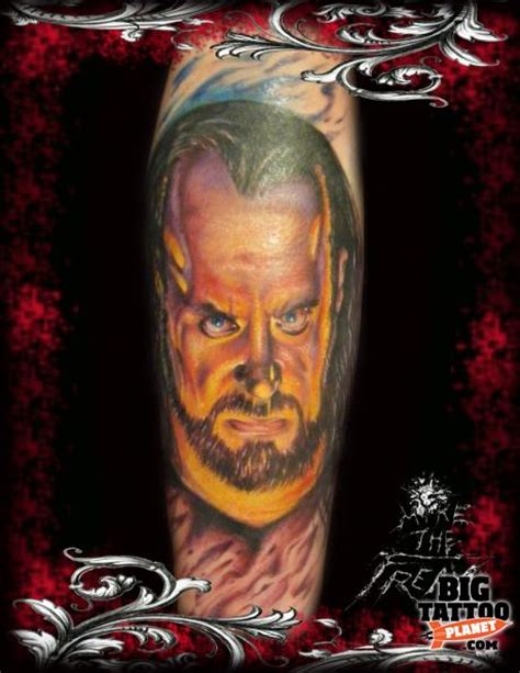 undertaker sara tattoo removed pin undertakers removed on
