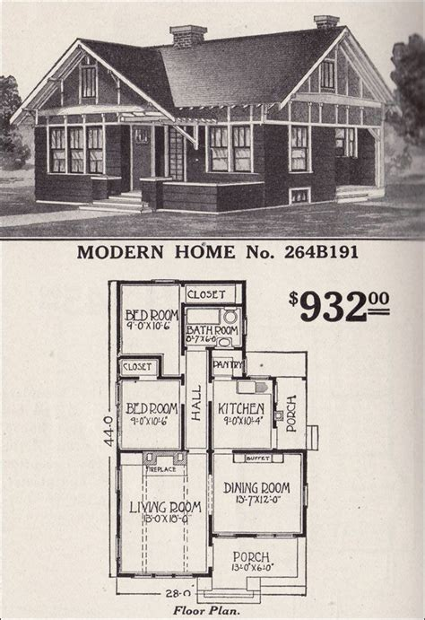 modern home 264b110 farmhouse style 1916 sears house plans 336 best images about vintage house plans 1910s on