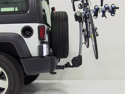 Thule Rack For Jeep Wrangler Jeep Wrangler Thule Apex 4 Bike Rack For 1 1 4 Quot And 2