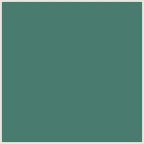 jade color 4a7b6f hex color rgb 74 123 111 blue green faded jade