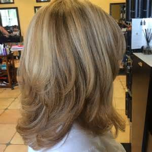 highlights on hair 50 80 best modern haircuts hairstyles for women over 50