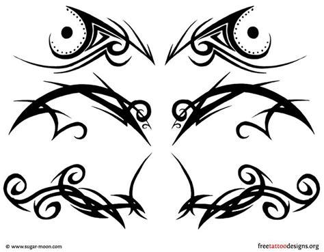 simple tribal tattoo meanings best 25 simple tribal tattoos ideas on