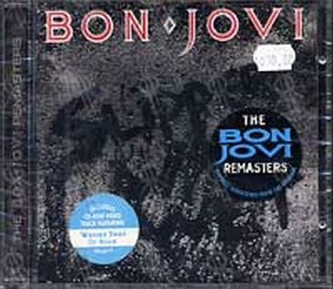 Bon Jovi Slippery When bon jovi slippery when album cd records