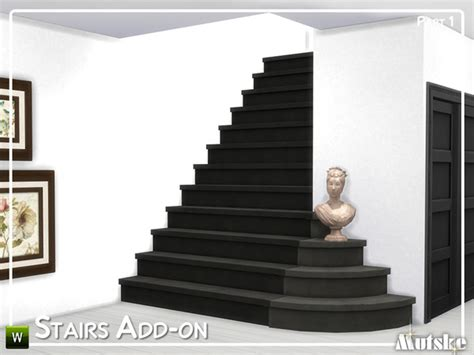 sims  stairs downloads sims  updates