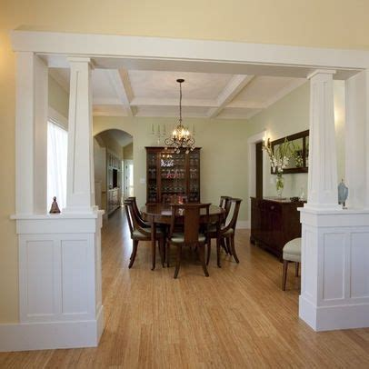 foyer opening into dining room the world s catalog of ideas