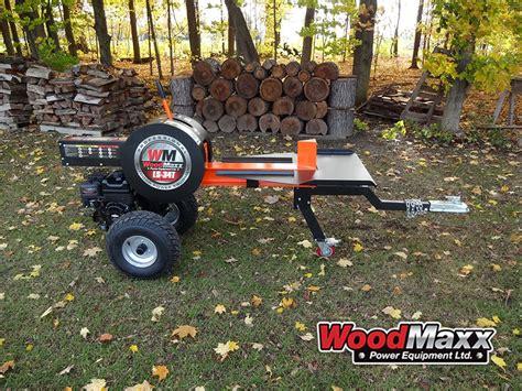 how to make log ls log splitter wood splitter kinetic log splitter wood