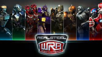 Steel world robot boxing android apps amp games on brothersoft com